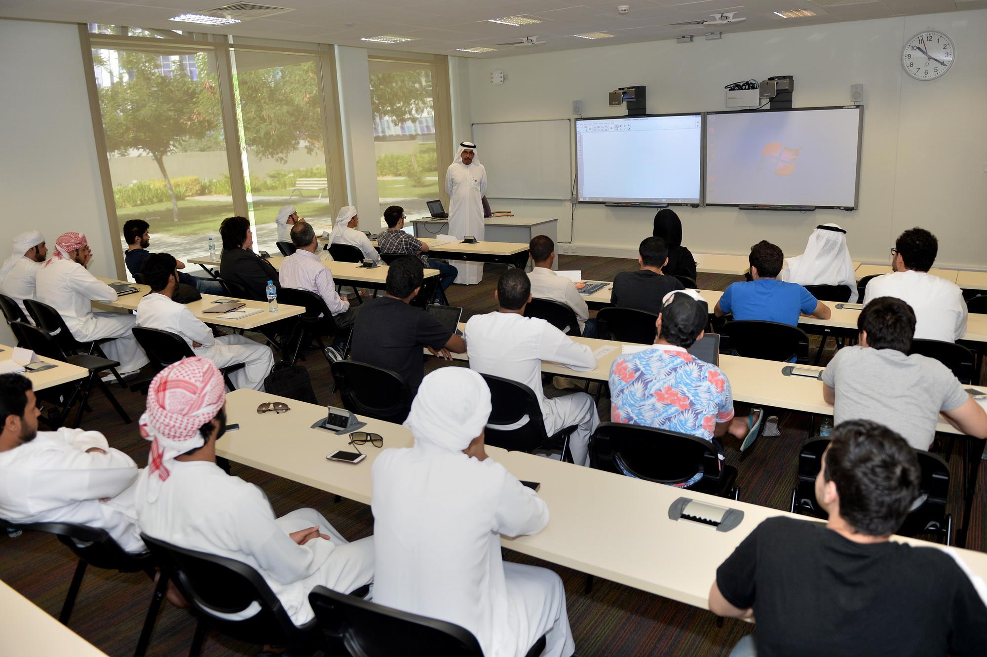 Abdallah Ghobash The United Arab Emirates University Presents An Elite Option For Any Uae Citizen